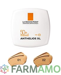 ANTHELIOS XL SPF 50+ CREMA COMPATTA UNIFORMANTE